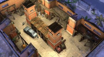 Скриншот Jagged Alliance: Back in Action