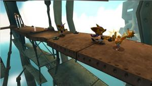 миниатюра скриншота Crash of the Titans