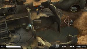 миниатюра скриншота Killzone: Liberation
