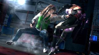 Скриншоты  игры Dead or Alive 5