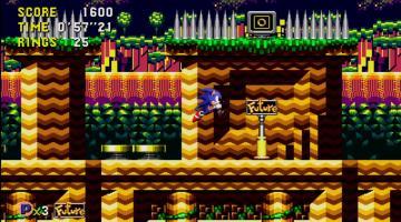 Скриншот Sonic CD