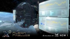 миниатюра скриншота X3: Reunion