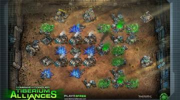 Скриншот Command & Conquer: Tiberium Alliances