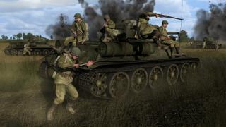 Скриншоты  игры Iron Front: Liberation 1944