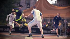 миниатюра скриншота FIFA Street (2012)