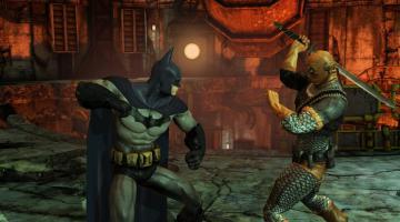Скриншот Batman: Arkham City Lockdown