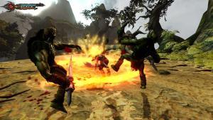 миниатюра скриншота Garshasp: The Monster Slayer
