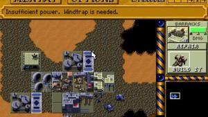 миниатюра скриншота Dune 2: The Building of a Dynasty