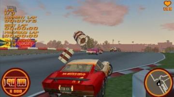 Скриншот Driver 76