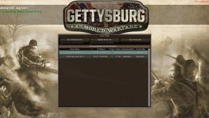 миниатюра скриншота Gettysburg: Armored Warfare