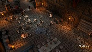 миниатюра скриншота R.A.W. Realms of Ancient War