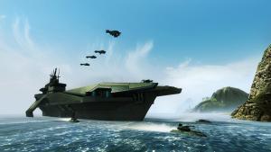 миниатюра скриншота Carrier Command: Gaea Mission