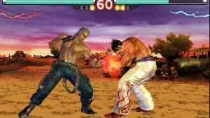 миниатюра скриншота Tekken 3D: Prime Edition