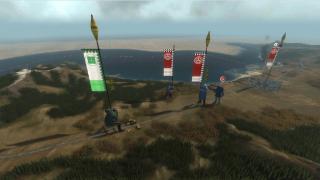 Скриншоты  игры Total War: Shogun 2