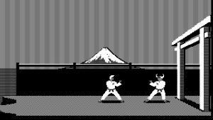миниатюра скриншота Karateka (1984)