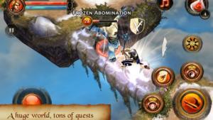 миниатюра скриншота Dungeon Hunter 2