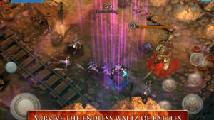 миниатюра скриншота Dungeon Hunter 3