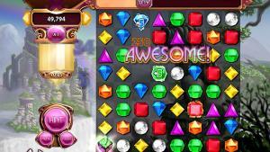 миниатюра скриншота Bejeweled