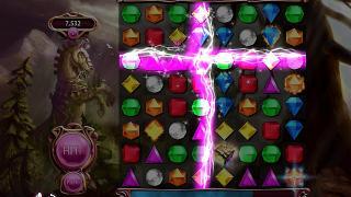 Скриншот Bejeweled