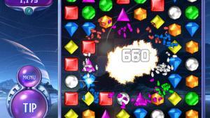 миниатюра скриншота Bejeweled 2