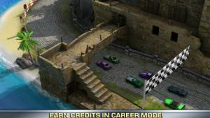 миниатюра скриншота Reckless Racing 2