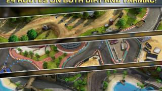 Скриншоты  игры Reckless Racing 2