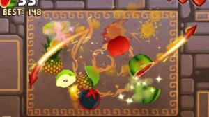 миниатюра скриншота Fruit Ninja: Puss in Boots