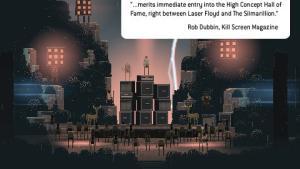 миниатюра скриншота Superbrothers: Sword & Sworcery EP