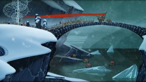миниатюра скриншота The Banner Saga