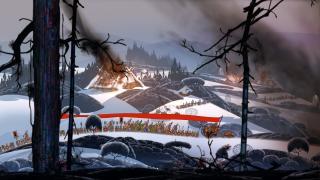 Скриншоты  игры Banner Saga, the