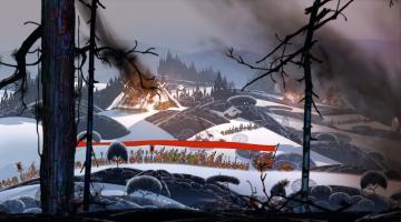 Скриншот Banner Saga, the