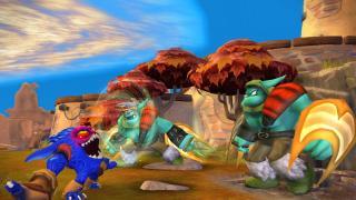 Скриншоты  игры Skylanders Giants
