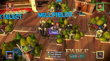 Скриншот Fable Heroes