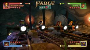миниатюра скриншота Fable Heroes
