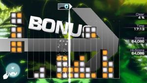 миниатюра скриншота Lumines: Electronic Symphony