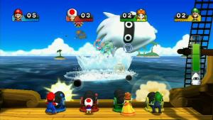 миниатюра скриншота Mario Party 9