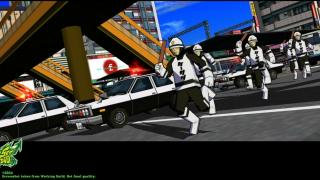 Скриншот Jet Set Radio HD