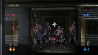 Скриншот House of the Dead 4, the
