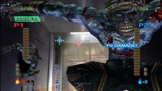 Скриншоты  игры House of the Dead 4, the
