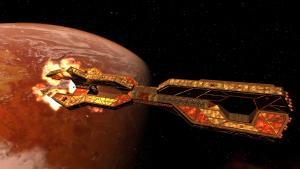миниатюра скриншота Wing Commander Saga: The Darkest Dawn