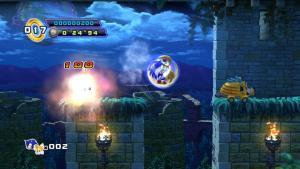 миниатюра скриншота Sonic the Hedgehog 4: Episode 2