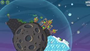 миниатюра скриншота Angry Birds Space