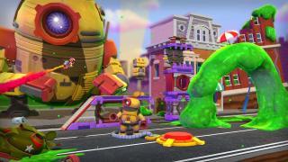 Скриншоты  игры Joe Danger 2: The Movie