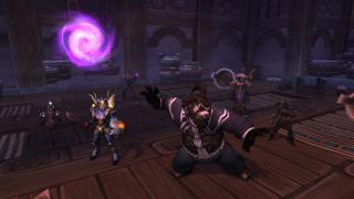 Скриншоты  игры World of Warcraft
