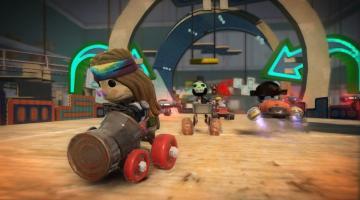 Скриншот LittleBigPlanet Karting