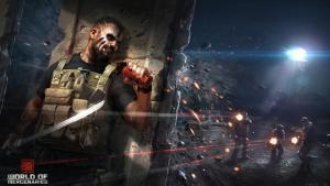 миниатюра скриншота World of Mercenaries