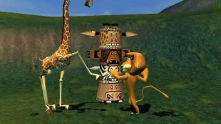 Скриншоты  игры Madagascar