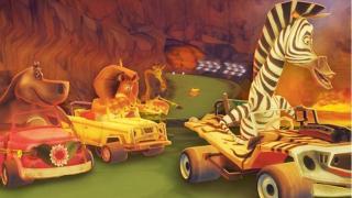 Скриншот Madagascar Kartz