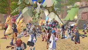 миниатюра скриншота Grand Fantasia