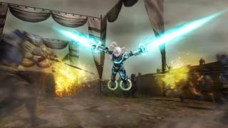 Скриншоты  игры Warriors Orochi 3